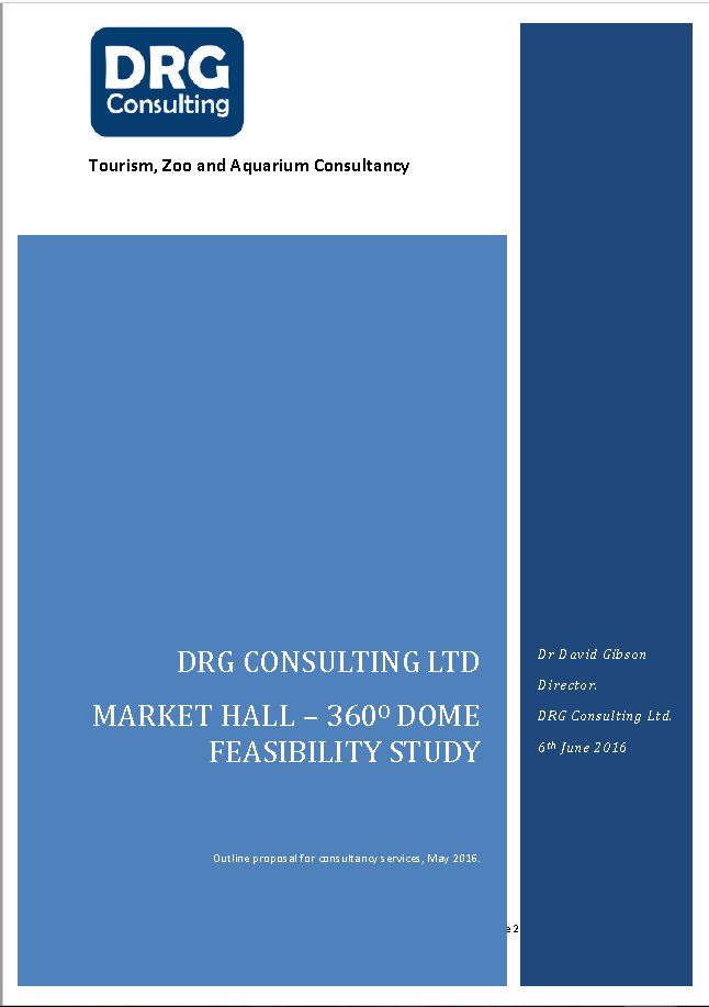 DRG Consulting Ltd Market Hall Feasibility Study